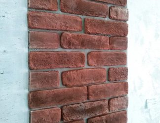 KAMEN GR RUSTIC BRICK RED 6X20