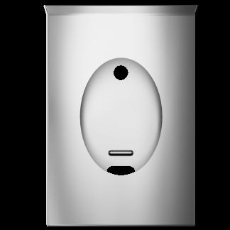 Duten A800-S inox mat dispenzer za sanitarne kese