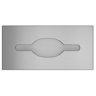 Duten A842-S inox mat dispenzer za maramice ugradni