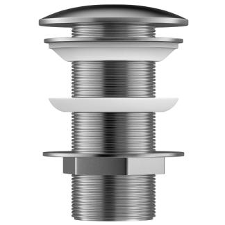 Duten A855-S inox mat klik klak sifon za lavabo bez preliva